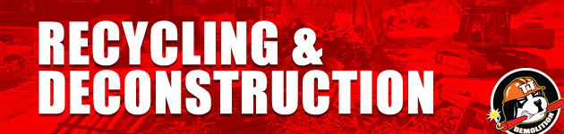 T & T Demolition | Recycling and Deconstruction